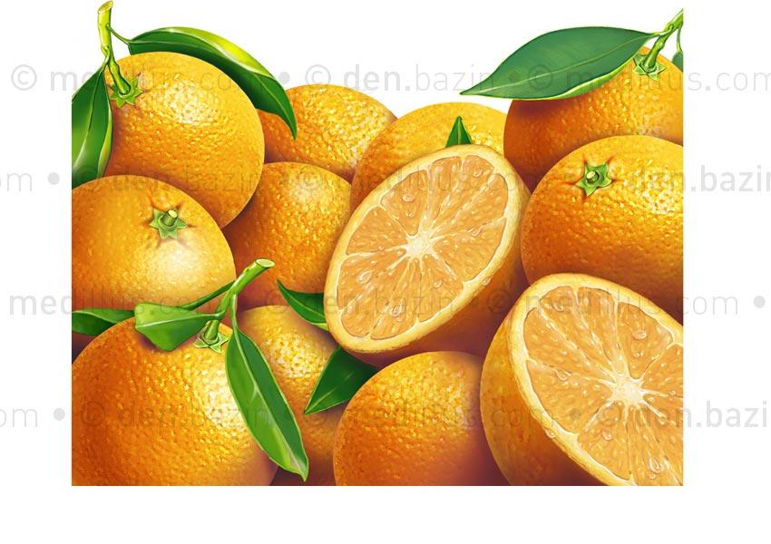 Oranges 3L